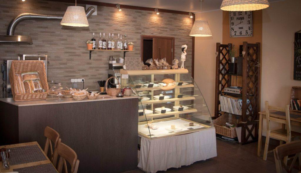 Кофейня-пекарня «Bonape»