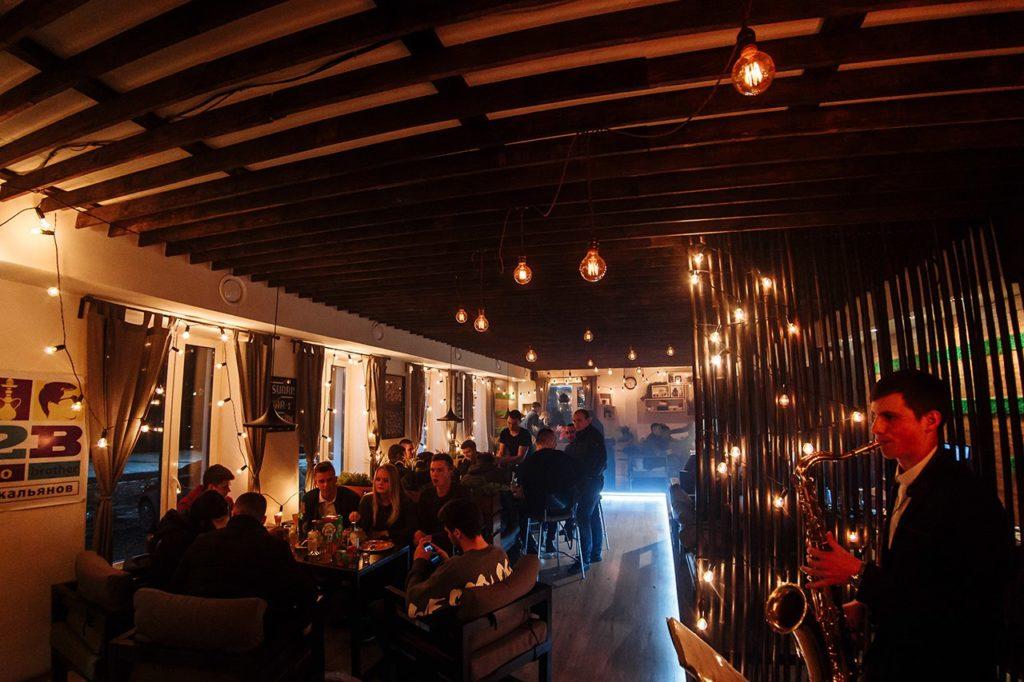 Кальянная «Sunrise Lounge»